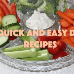 Quick and Easy Dips for Your Next Cookout!