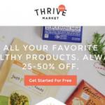 "Thrive Market: It's Like Costco for ""Real Food"""