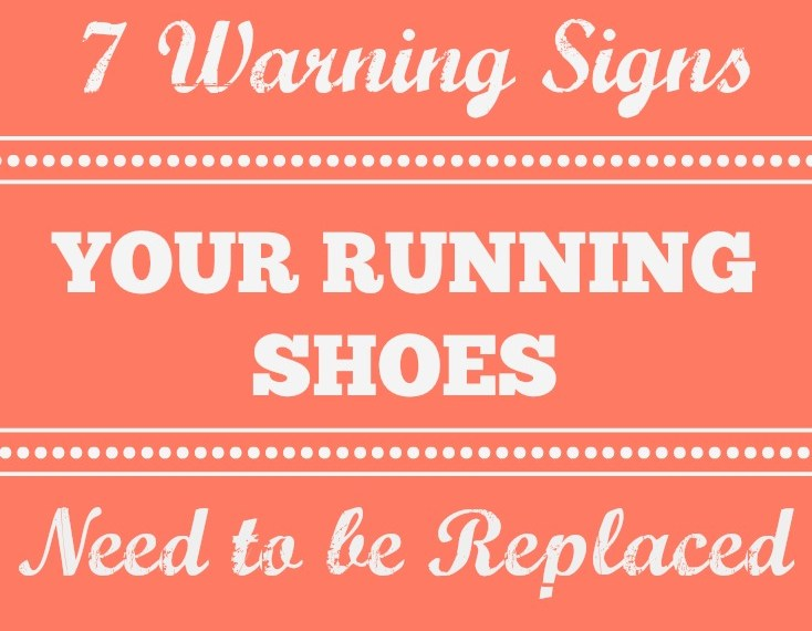 7 Warning Signs Your Running Shoes Need to Be Replaced