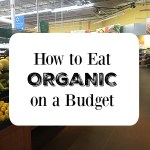 How to Eat Organic on a Budget