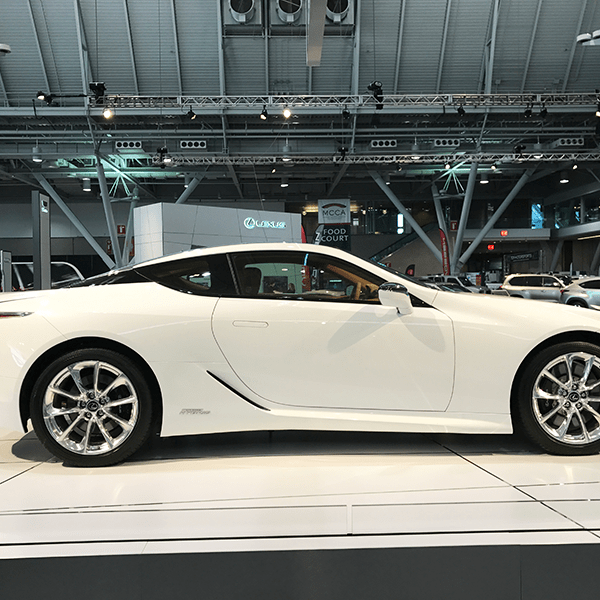 What's New at the New England International Auto Show