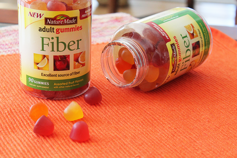 Nature Made Fiber Gummies