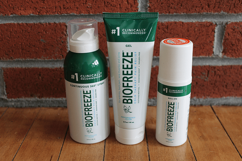 Biofreeze Trio