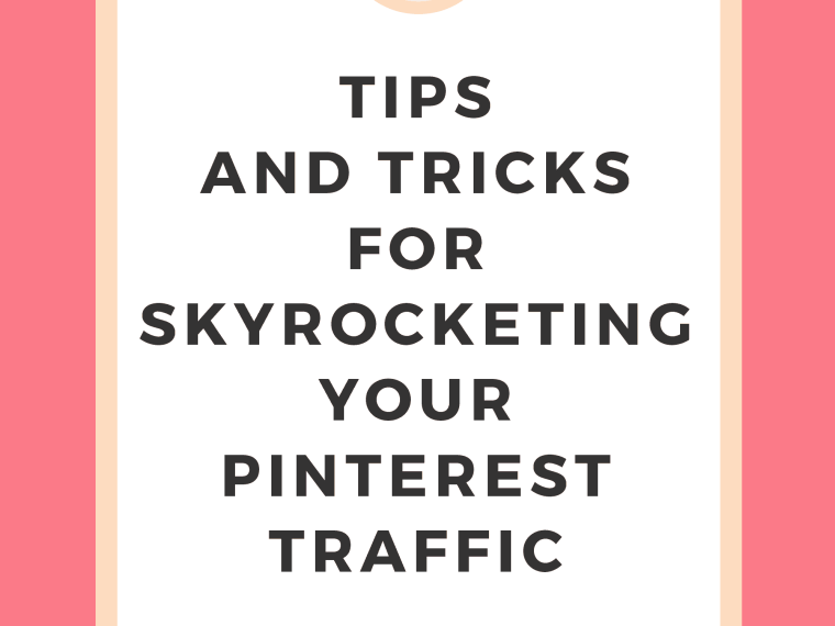 15 Tips and Tricks for Growing Your Pinterest Traffic