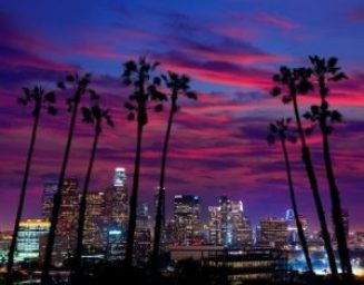 We love to see Los Angeles at dusk when we pay fast cash.