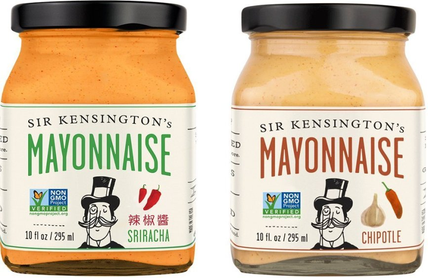 Sir Kensington's spicy mayos