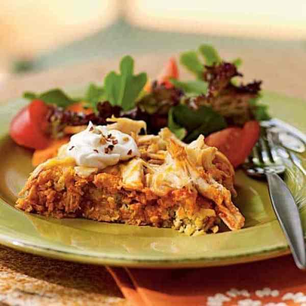 Easy Chicken Tamale Casserole | 31Daily.com