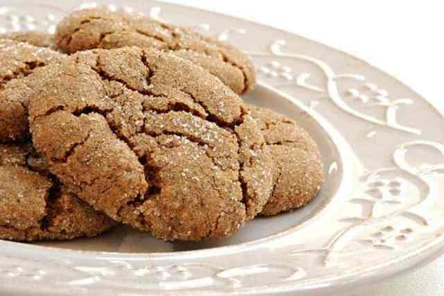 Giant and Soft Ginger-Spice Cookies | 31Daily.com