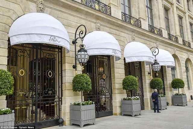 Dream Vacation Idea: Newly Re-Opened Ritz Paris