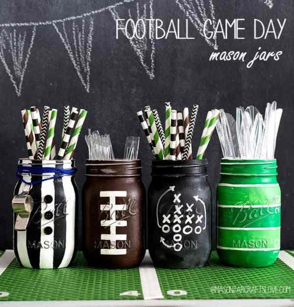 Football-Party-Mason-Jar-Craft-Centerpiece-Table-Setting-Ideas-1-of-9-2-768x802