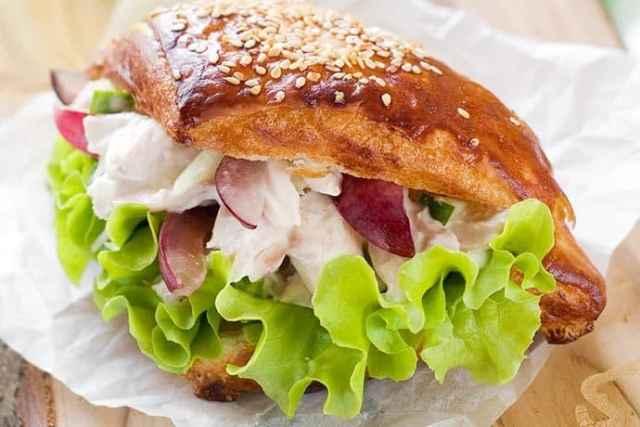 SALPICÃO: Brazilian Chicken Salad