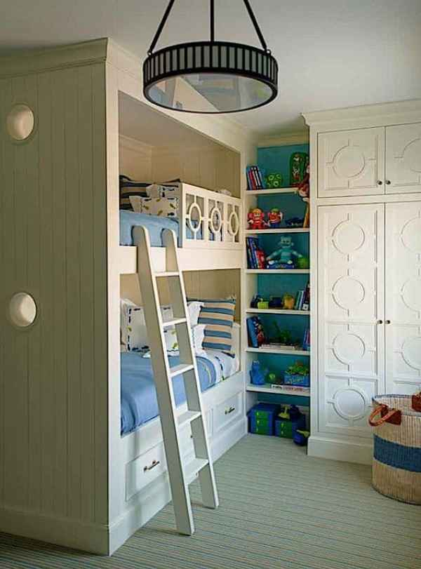 Easy Steps to an Organized Life in 31 Days: Kids Bedrooms (Day 18) | 31Daily.com