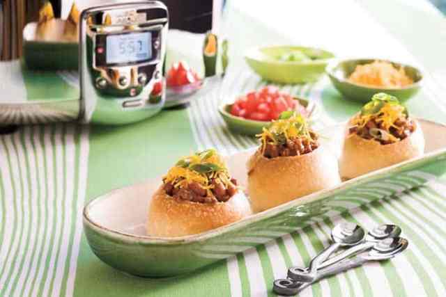 Quick and Easy Tailgating and Game Day Foods