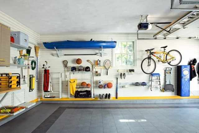 Easy Steps to an Organized Life in 31 Days: Garage (Day 24)