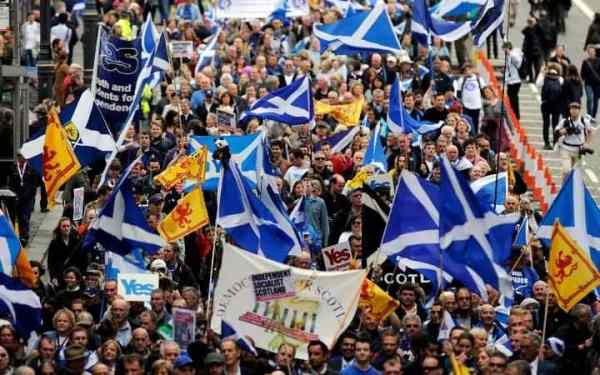 Celebrating Scotland's Feast of St Andrew's Day with ...
