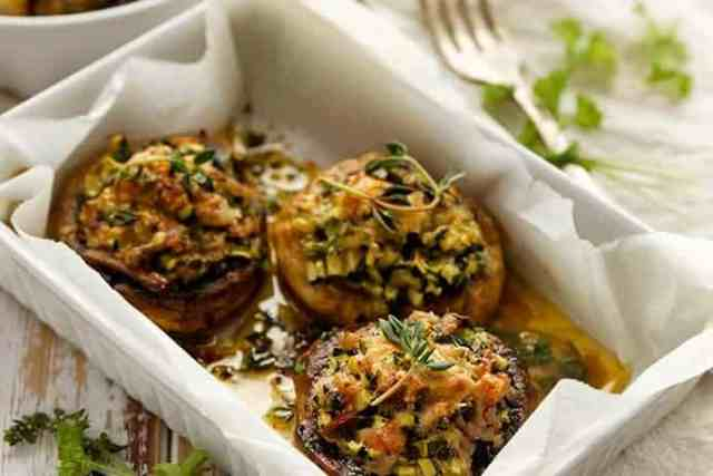 Stuffed Mushrooms: a Festive and Easy Appetizer