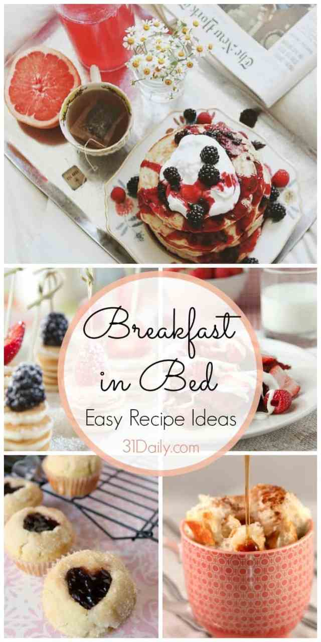 valentine 39 s day breakfast in bed easy recipe ideas 31 daily