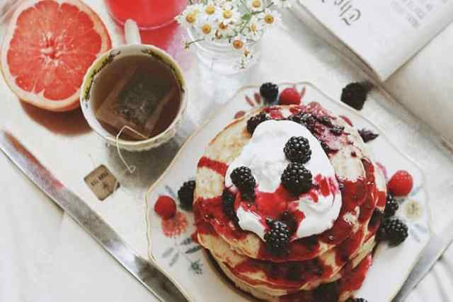 Valentine's Day Breakfast in Bed Easy Recipe Ideas