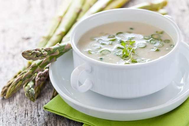Spring Favorite: Cream of Asparagus Soup
