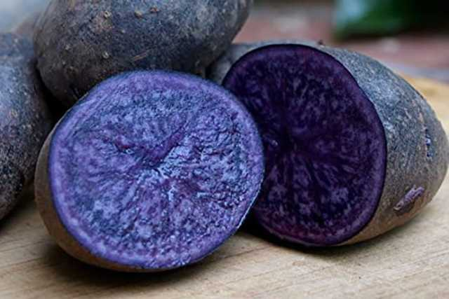 5 Ways Purple Potatoes Benefit Health and Help Prevent Heart Disease