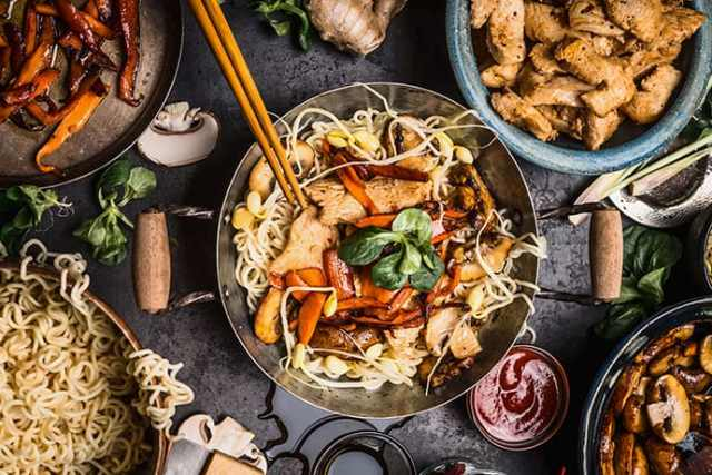 Yakisoba: Popular Street Food Made Easy to Cook at Home