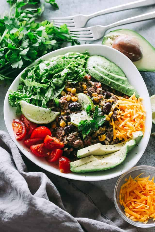 Ground Turkey Instant Pot Meals : 8 New Burrito Bowls You Have to Try - 31 Daily