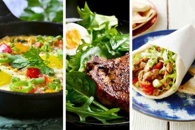 Weekly Dinner Meal Plan // Week 19