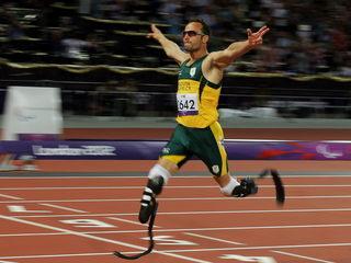 Imatge d'arxiu d'Oscar Pistorius
