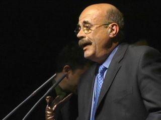 Constantino Romero, en una imatge d'arxiu