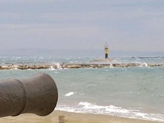 Una platja de l'Escala