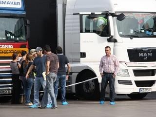 Alguns camioners asseguren que és un lloc on sempre hi ha moltes baralles