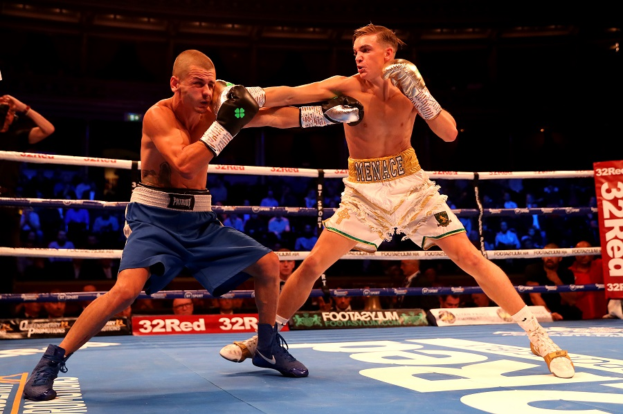 Dennis Mccann Exclusive: I Want A World Title, That'S The Plan - 32Red Blog