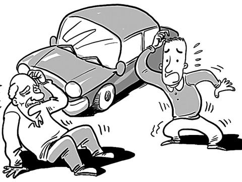 夢見開車撞到人是什麼意思 做夢夢到開車撞到人究竟好不好_關於解夢