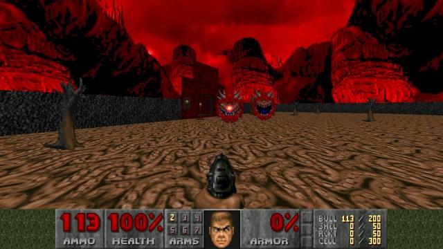 Doom hell