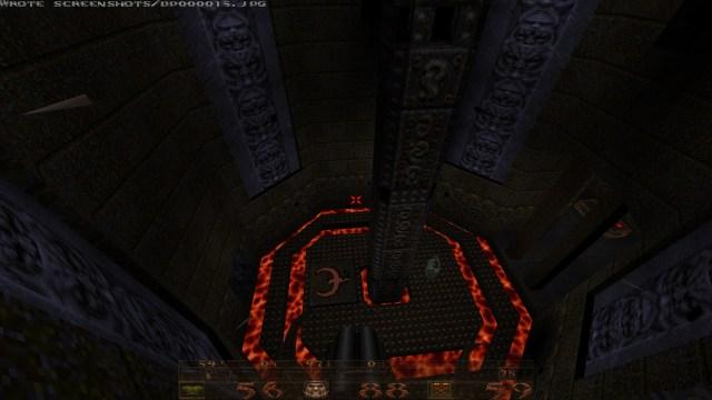 Quake trap