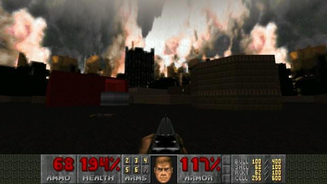 Doom 2 city