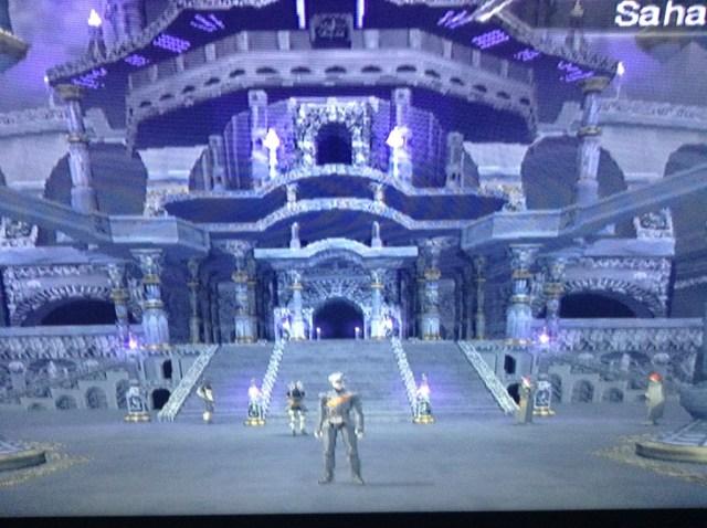 Shin Megami Tensei Digital Devil Saga chruch