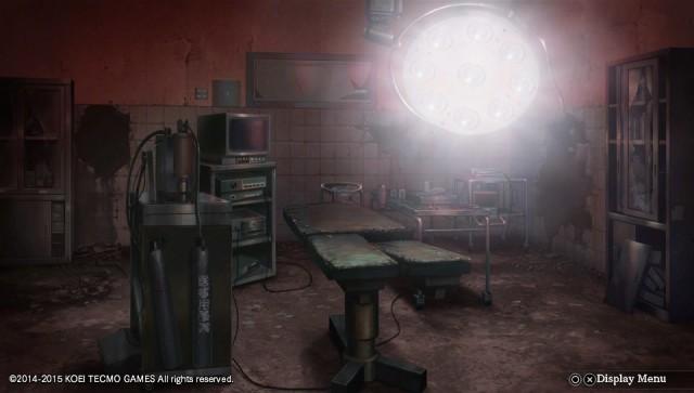 Ar nosurge creepy room