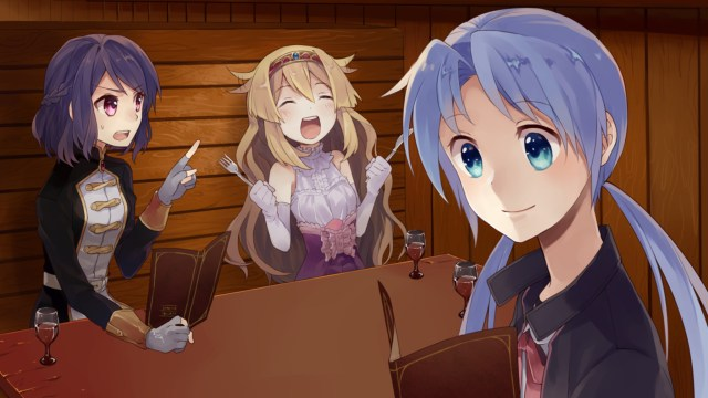 fault milestone one eat all the food!