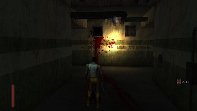 The Suffering hallway