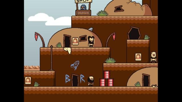 Lisa (game) npc's