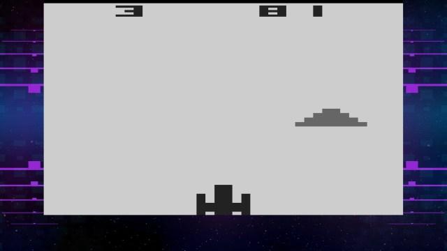 Atari Vault black & white