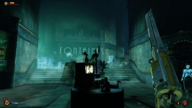 Bioshock Infinite Atlas