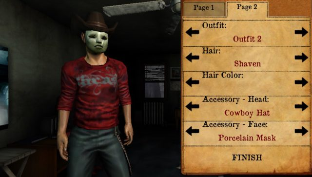 Silent Hill Book of Memories Customization