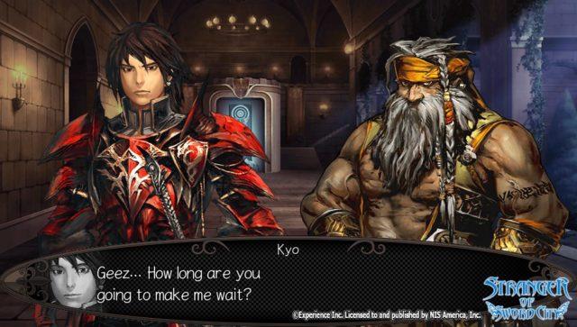 Stranger of Sword City Kyo