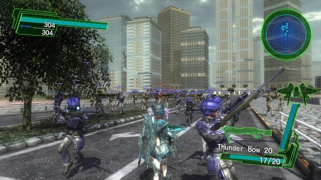 Earth Defense Force 4.1 AI