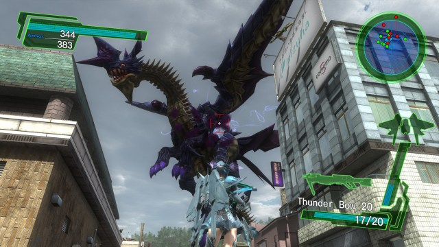 Earth Defense Force 4.1 Dragon