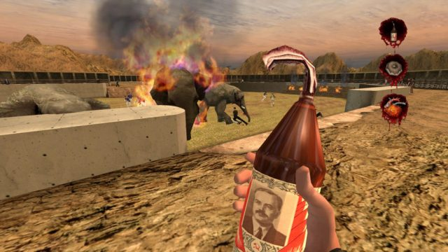 Postal 2 Elephant