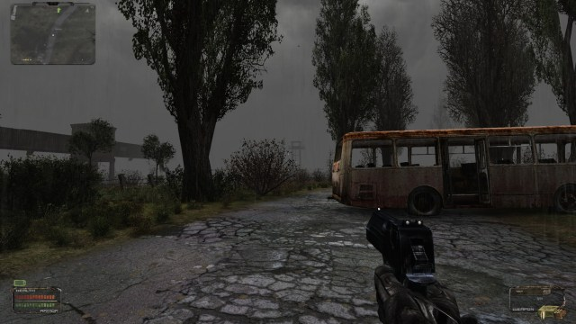 Stalker Shadow of Chernobyl Pistol