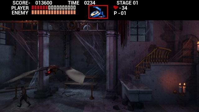 Castlevania 1 Remake Boss
